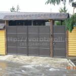 Распашные ворота Каскад. Фото №8