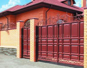 Элитные ворота