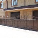 Раздвижные ворота Каскад. Фото № 22