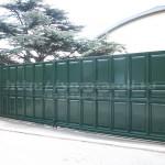 Раздвижные элитные ворота Каскад. Фото № 27