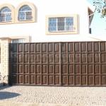 Распашные ворота Каскад. Фото № 29