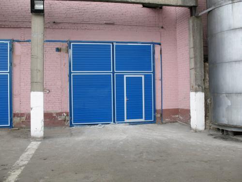 Ворота распашные в СПб